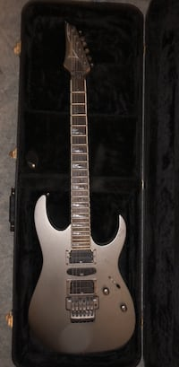 black and white electric guitar Rohnert Park, 94928