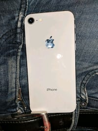 white iPhone 8  Lorton, 22079