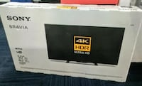 50 inch Sony Smart HDR 4K LED TV  Toronto, M1W 1Y3