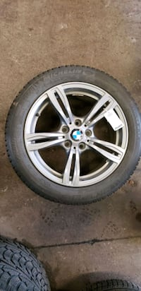 Runflat snow tires for BMW 3 series Mississauga, L5M