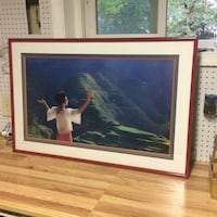 Framed Poster of Philippine Rice Terraces  Fairfax, 22032