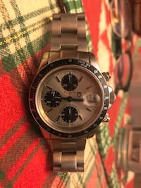 Tudor Tiger 79260 Chronograph Watch with cert