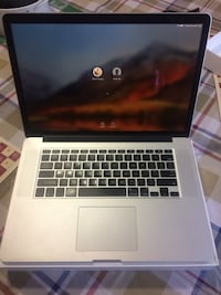 "15"" MacBook Pro, 2.2GHz Intel Core i7, 16GB RAM (Mid-2015)"