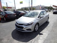 Chevrolet - Cruze - 2018 $500 DOWN!! EVERYONE APPROVED!! Hollywood