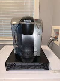 Keurig Coffee Maker AND Pod Drawer - Like New