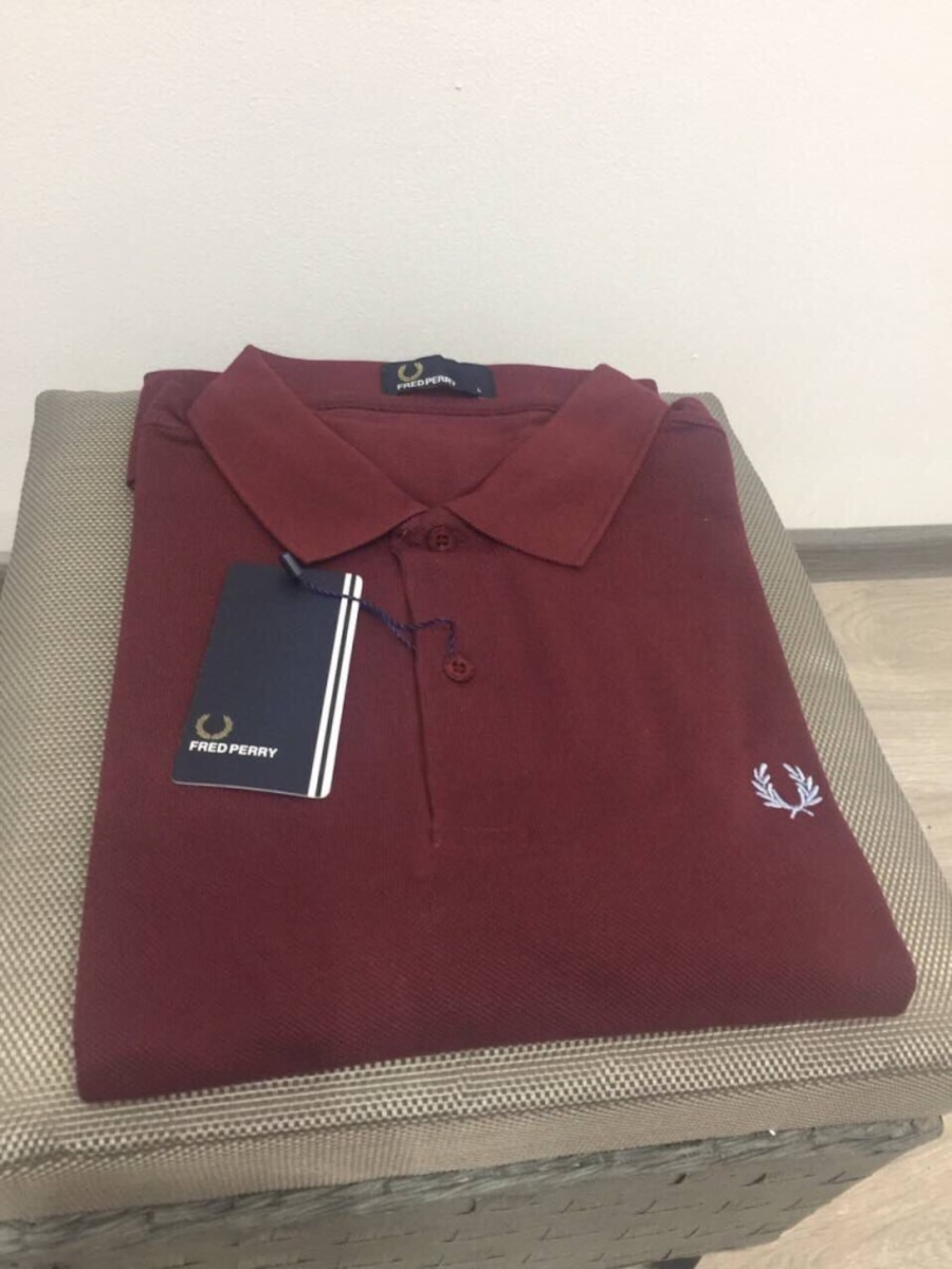 Fred Perry polo - Portugal