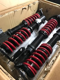 05-07 wrx sti raceland coilovers! Front Royal, 22630