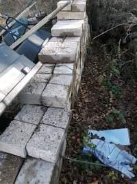 stone for walk way .or fire pit....wall 3$ per stone Richmond, 02892