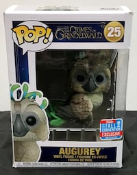 Augurey NYCC Exclusive Funko Pop Toronto, M2J