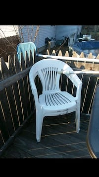 4 sets of stacking outdoor patio chairs  Piscataway Township, 08854