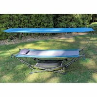 Folding Hammock with Removable Canopy - FREE DELIVERY! Vaughan, L6A 4N6