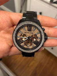 Women's Micheal Kors watch Mississauga