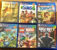 PS4 games Green Bay, 54301