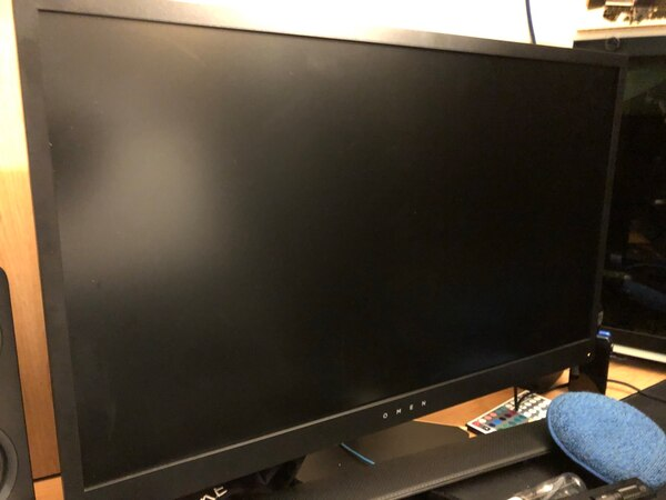 GAMING MONITOR(omen by hp ) 144HZ!