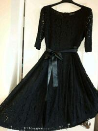 black lace long sleeve dress Lake Country, V4V 2P1