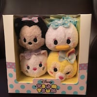 Disney Dressy Box Tsum Tsum *BNIB READY FOR GIFT GIVING* Hamilton, L8E 6G5