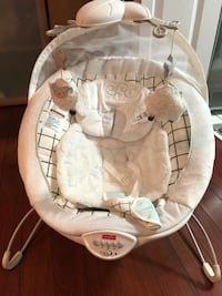 Fisher Price little lamb bouncer Newmarket, L3Y 1B5