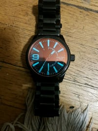 Diesel  watch mint condition   Winnipeg, R2W 1P5