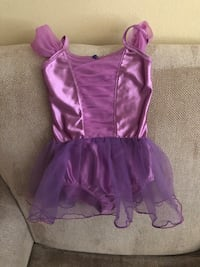 Size xxs 0-2 girls ballerina outfit costume  El Paso, 79904