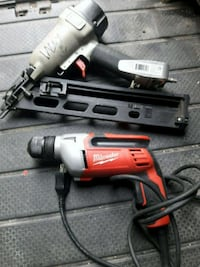 red and black Milwaukee corded power tool La Puente, 91746