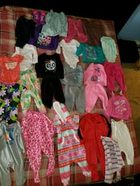 used infant clothes 6 to 9 months and 12 months Hanover, 21076