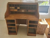 Antique desk  McLean