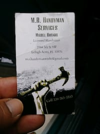 HANDYMAN SEVICES Lehigh Acres
