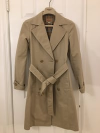 Luxury trench coat Xsmall size Chantilly, 20151