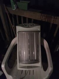 white and gray space heater Cedar Falls, 50613