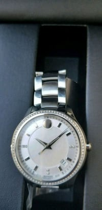 Movado Bellina,Mother of Pearl Port Charlotte, 33953