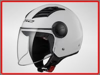CASCO JET LS2 OF 562 AIRFLOW BARCELONA