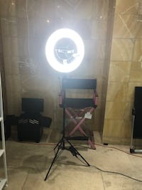 Brand new makeup make up light ring light advertising light 多伦多, M8V 1X8