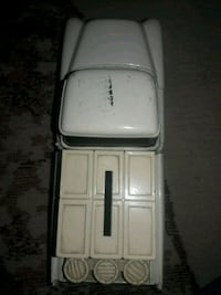 white single-cab pickup truck Claysville, 15323