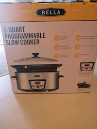 Bella slow cooker (New) Odenton, 21113
