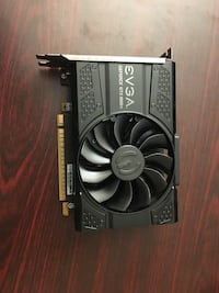 EVGA 1050ti 4GB GDDR5 bitcoin gaming Fairfax Station, 22039