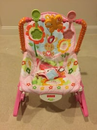 fisher price bouncer seat Falls Church, 22043