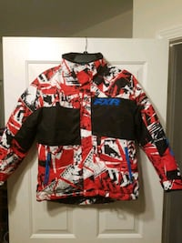 Youth Snowmobile jacket,  size 12