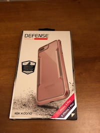 Defense shield military grade iPhone 7 Plus and iPhone 8 Plus New York, 10019
