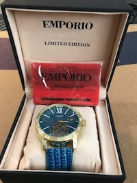Limited Edition Women's Emporio Watch Hollywood, 33024