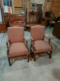 Pair of accent chairs  Brampton, L6X