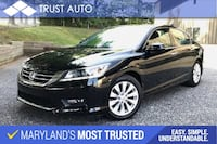 Honda Accord Sedan 2014 Sykesville