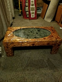 Hand made coffee table.will not scratch  or mark Division No. 11, T8T 0A3