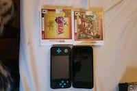 Nintendo 2ds with games Coquitlam, V3C 4H6