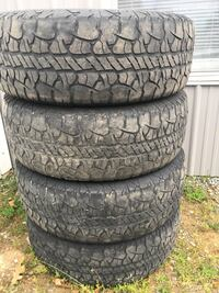 Used tires Mont Alto, 17237