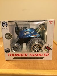 Thunder Tumbler Radio Control 360 degree Rally Car Woodbridge, 22191