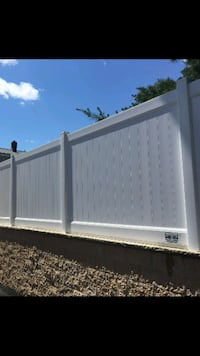 Vinyl fence installation Fairfield