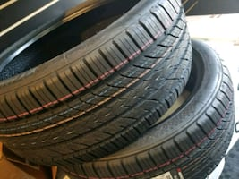 All season tires, no credit needed finance availab