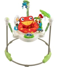 Fisher Price Rainforest Jumperoo San Francisco, 94107