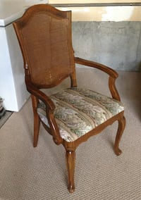 Vintage Accent Chair Calgary