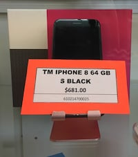 iPhone 8  Silver Spring, 20904